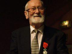 Job Durupt, ancien maire de Tomblaine 54)