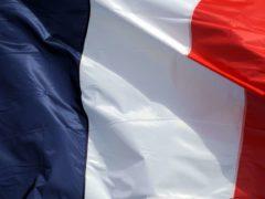 Le drapeau français emblème de la République française