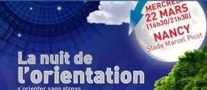 Les Nuits de l'Orientation dans 60 villes de France