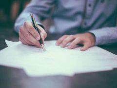 Signature et parraignage