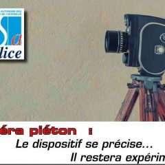 Caméras-piétons : l'UNSA-Police très réservée