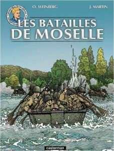 Les batailles de Moselle