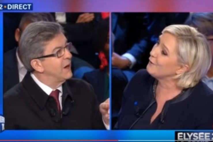 Et si c'était Le Pen contre Mélenchon ?