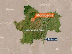 Terrible collision en Saône-et-Loire: six morts