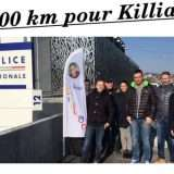 800 km pour Killian