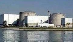 La centrale de Fessenheim, doyenne du parc nucléaire français