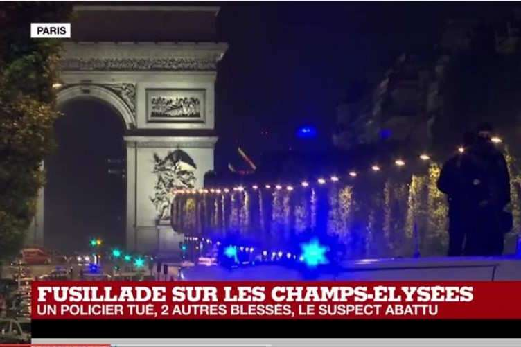 Fusillade à Paris : la haine des policiers