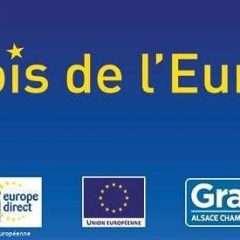 La Région Grand Est fête le Mois de l'Europe