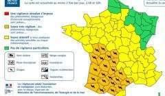 Prévisions météo: vigilance orange dans le Sud-Ouest