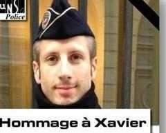 Hommage national au policier tué