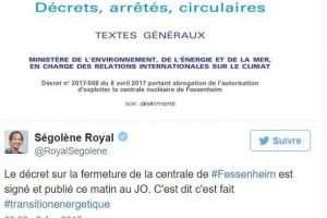 ségolène royal twitter