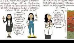 Anne Blanchart , l'agronome des villes, Peb&Fox-Université de Lorraine