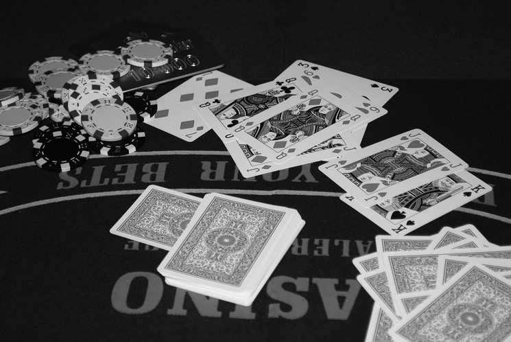 L'entrepreneur est-il un joueur de poker ?