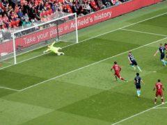 Dans le stade de Liverpool, le 21 mai 2017. Ruaraidh Gillies-Flickr, CC BY-SA