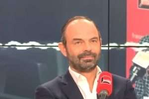 Edouard Philippe Premier ministre (capture France Inter)