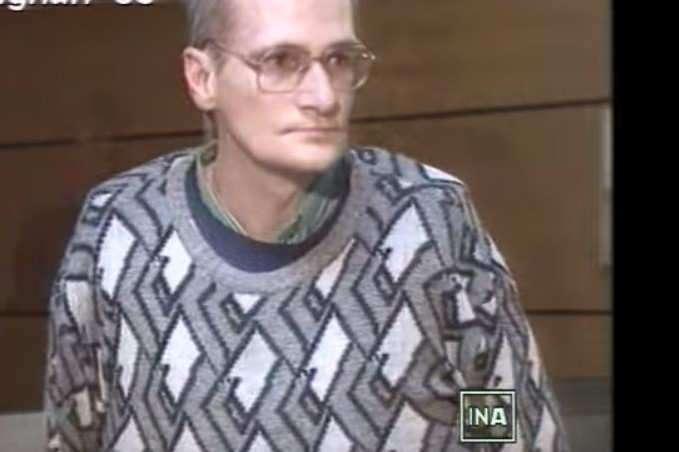 Francis Heaulme en 1983 (INA)