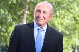 Gérard Collomb, ministre de l'Intérieur (wikipedia)