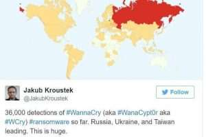 75 000 attaques dans 28 langues, selon Jakub Kroustek 'Avast)