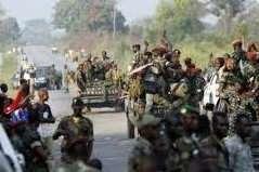 La Côte d'Ivoire :une guerre qui n'en finit pas (DR)