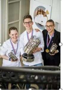 Trophée Mille: vainqueur, CEFPPA de Illkirch-Graffenstaden