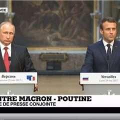 La relation franco-russe : la sécurité et les valeurs