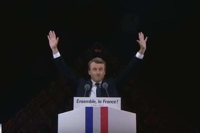 Président Macron : une nette victoire mais une dernière marche reste à franchir