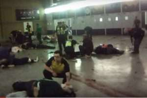 Manchester, au moins 22 morts -Euronews-