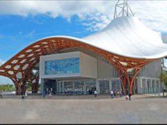 Musée Pompidou à Metz (Wikipedia)