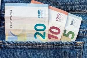 Billets de l'euro, monnaie européenne (Pixabay)