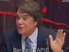Audition de Bernard Tapie devant la commission d'enquête parlementaire en 2013 (capture LCP