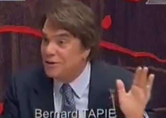 Arbitrage litigieux : Bernard Tapie relaxé