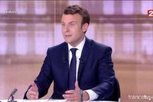 Emmanuel Macron a réussi à conserver son calme
