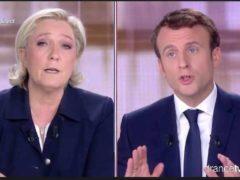 Débat brouillon et inaudible (capture France2)