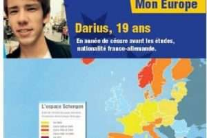 Semaine de l'Europe à Vandoeuvre