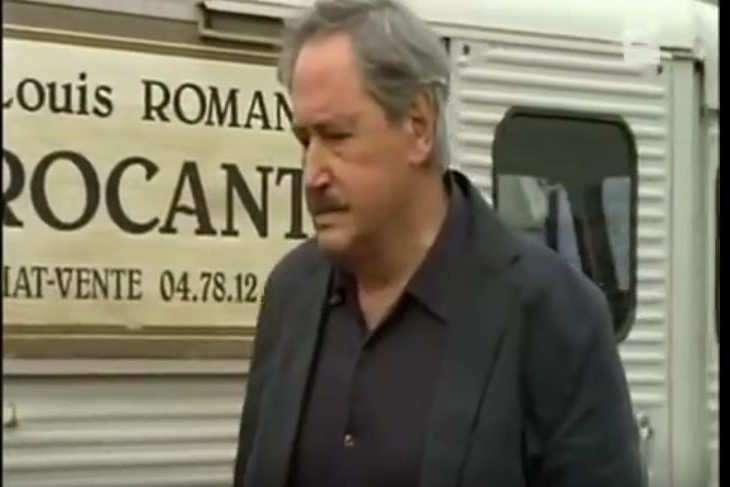 Le comédien Victor Lanoux est mort