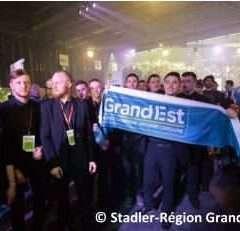 Olympiades des Métiers :  La Région Grand Est honore son équipe et ses médaillés