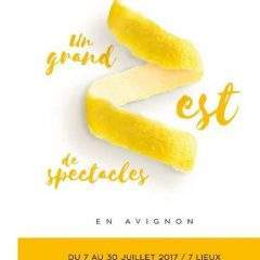 Spectacles du Grand Est  en Avignon