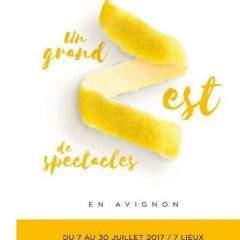Spectacles du Grand Est  en Avignon