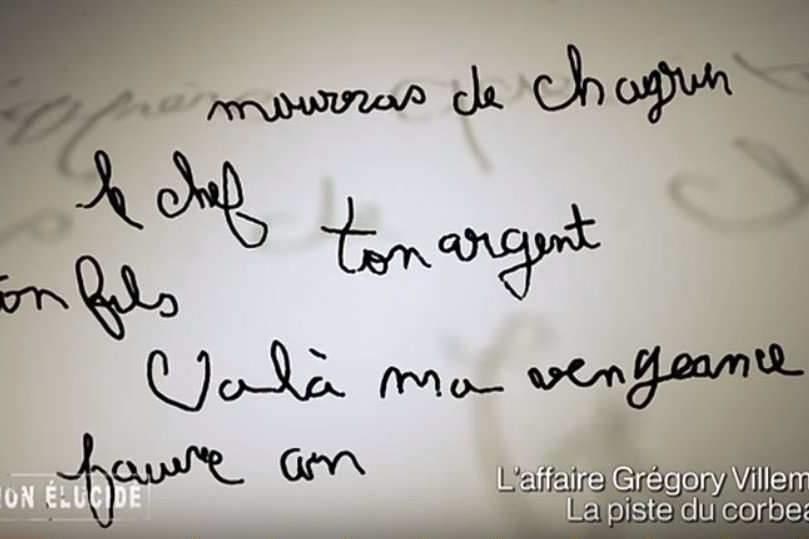 Affaire Grégory. (Capture Non Elucidé)