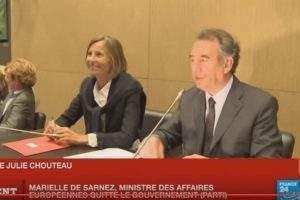Bayrou et de Sarnez