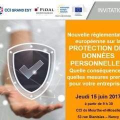 Protection des données personnelles : une nouvelle réglementation