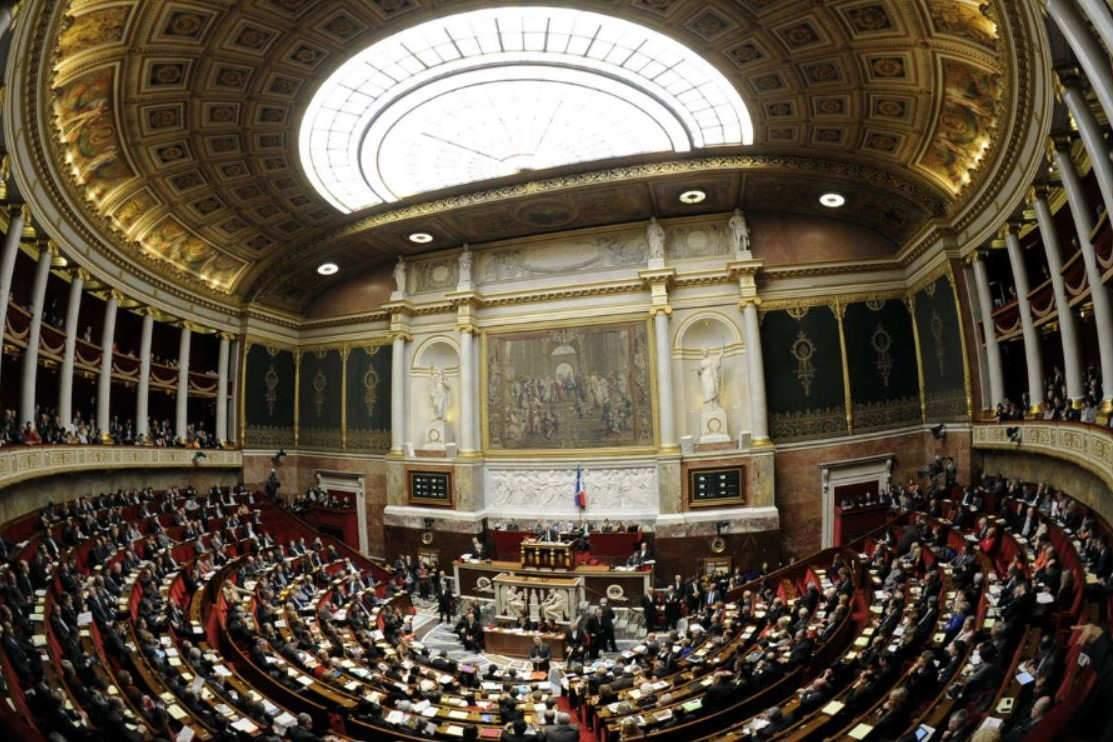 L'assemblée nationale (DR)