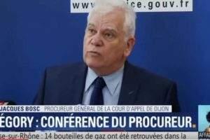 Conférence de presse du P.G. de Dijon le 16 juin 2017