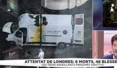 La voiture bélier de l'attentat de Londres
