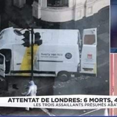 Attaque terroriste sur le London Bridge : 8 morts dont trois Français
