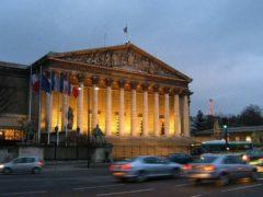 Le Palais Bourbon (ici en 2006). tamadhanaval-Flickr, CC BY-SA