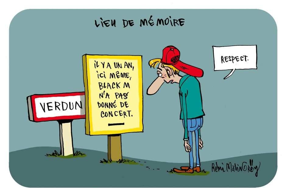 Un an après : Tour de France ou Black M, peut-on tout faire sur un site de « dark tourism » comme Verdun ?