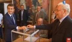 Le président de la République vote le 11 juin 2017
