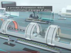 L'usine du futur selon PSA (capture)