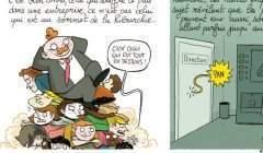 Marie-Claudine Haumont-Sautereau, « Le coup de blues du businessman ». Peb&FoxUniversité de Lorraine